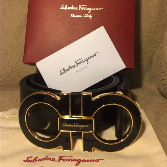 How To Tell If A Ferragamo Belt Is Real >> Ferragamo Belt 100 Real See Pics And Read Below Nwt